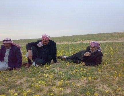 رحلة ثانوية بلدة محكان إلى بادية الشام 1_410