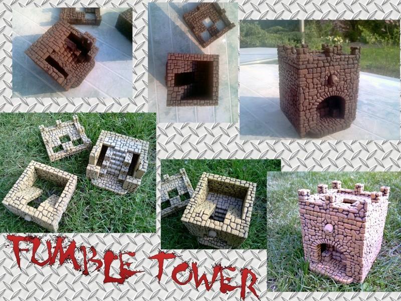 Caïn, dégoulinades et compagnie - Page 2 Tower10