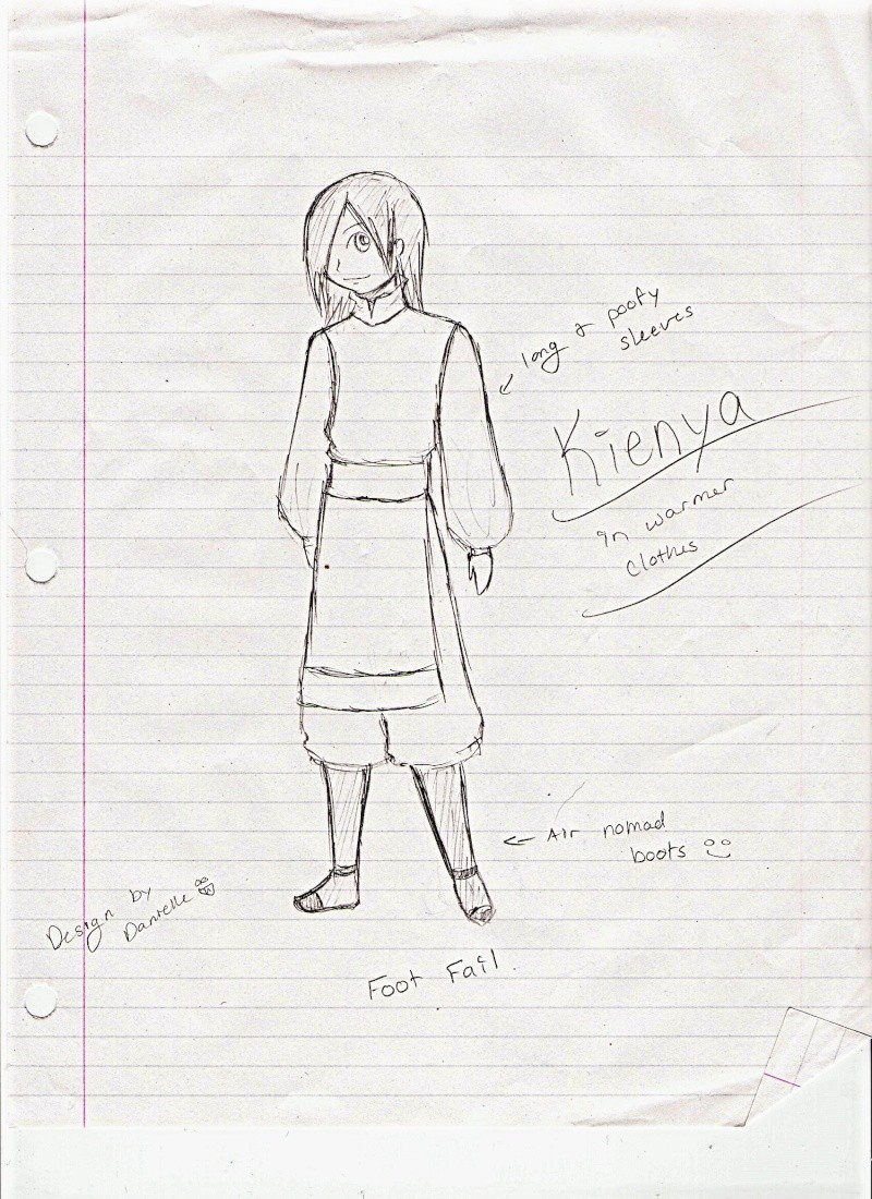 Kienya's Water Tribe and Airbender outfits. - Page 4 Scan0010
