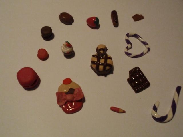 Petites gourmandises en Fimo pour Anna... Pc140010
