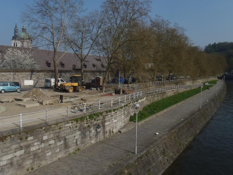 RAVeL 1 Centre (Part 5b) Tamines - Namur - Eurovelo 3 - Itinéraire n°6 - Page 2 P4080013