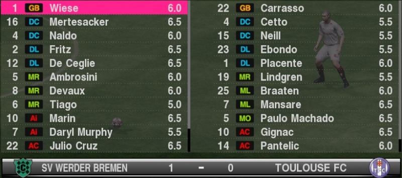 3e journée Werder11