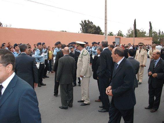 Chtouka Ait Baha urbaine et rurale Police10