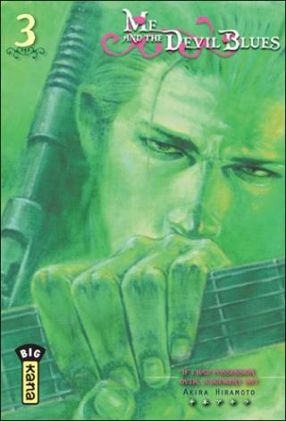Seinen: Me and the Devil blues [Hiramoto, Akira] 97825012