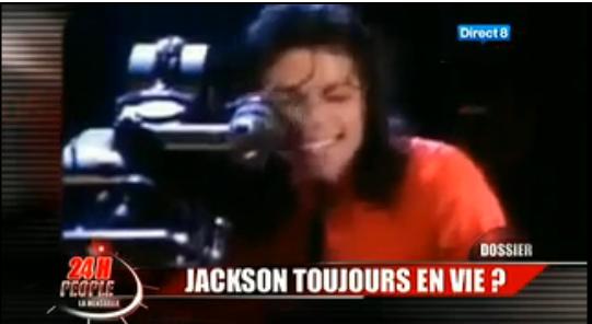 Mort de Michael Jackson: à Times Square, le temps s'est arrêté Z10