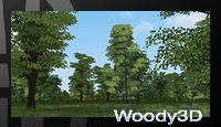Woody3D - Real Time 3D Tree Engine Woody310