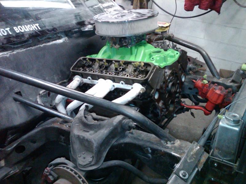 Ummm... 4 banger or V8? 112
