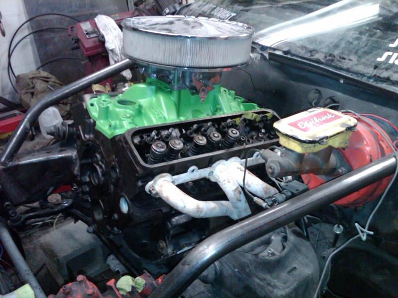 Ummm... 4 banger or V8? 212