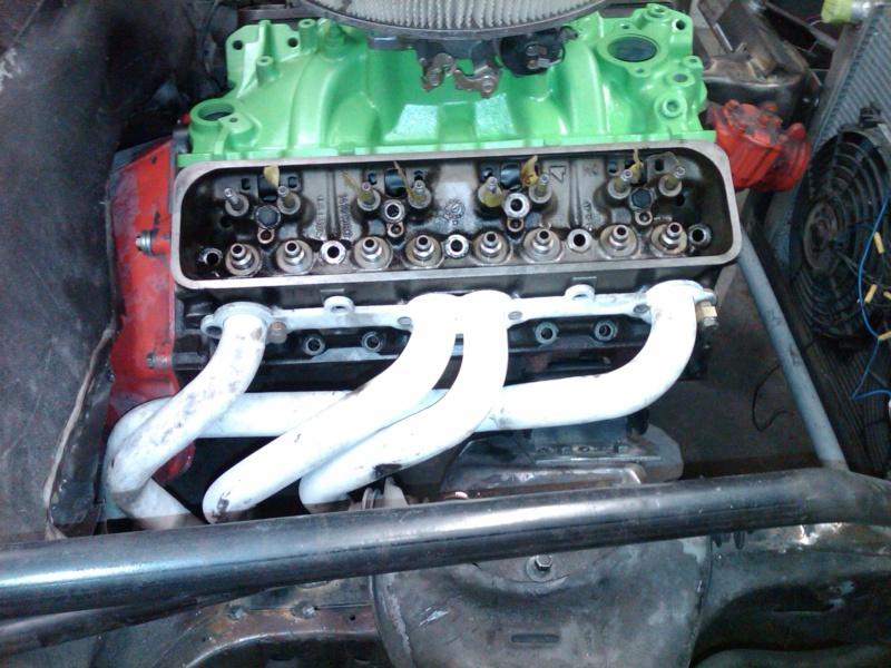 Ummm... 4 banger or V8? 811
