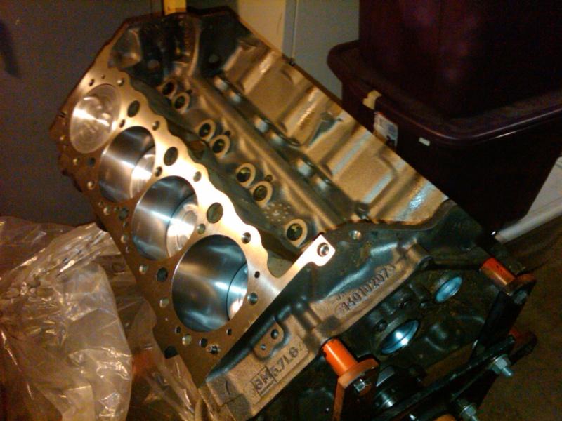 Camino 388 cubic inch Stroker (6.3 Liter) Img00421