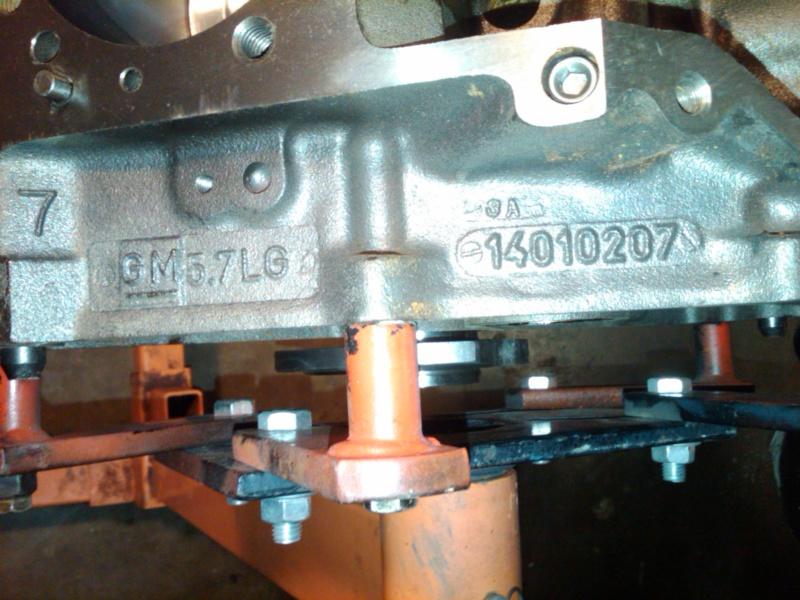 Camino 388 cubic inch Stroker (6.3 Liter) Img00422