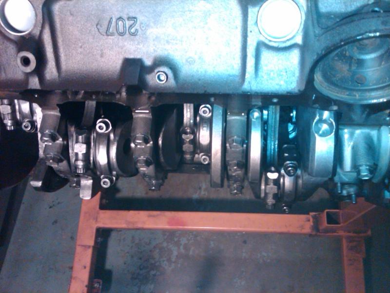 Camino 388 cubic inch Stroker (6.3 Liter) Img00511