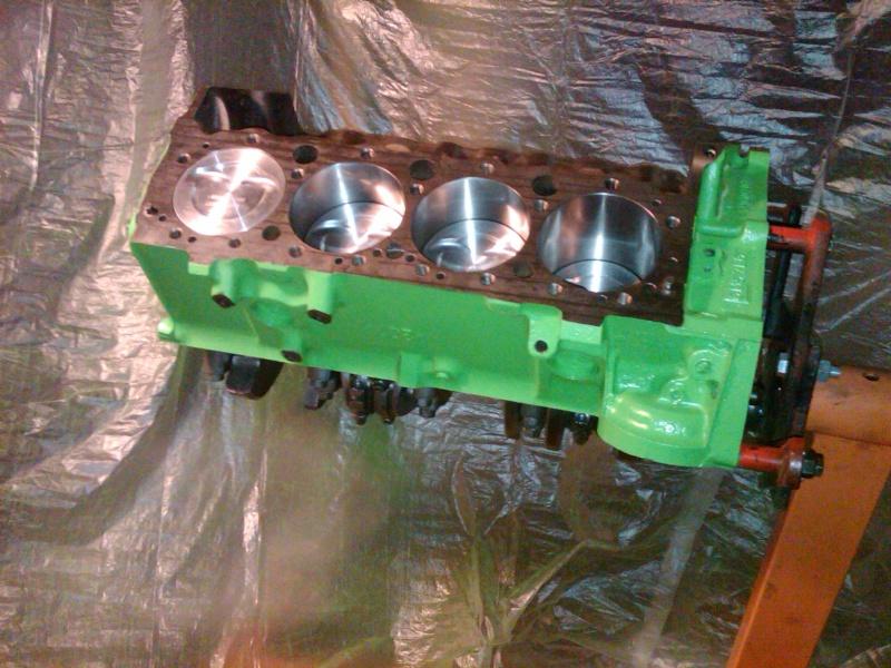 Camino 388 cubic inch Stroker (6.3 Liter) Img00519