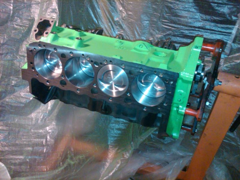 Camino 388 cubic inch Stroker (6.3 Liter) Img00520