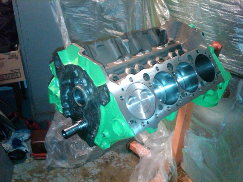 Camino 388 cubic inch Stroker (6.3 Liter) Img00524