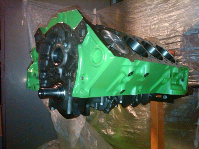 Camino 388 cubic inch Stroker (6.3 Liter) Img00525