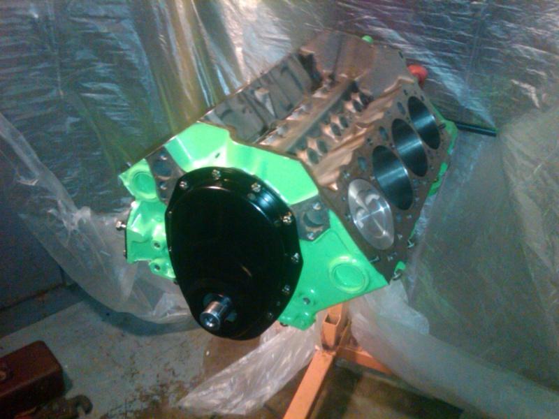 Camino 388 cubic inch Stroker (6.3 Liter) Img00528