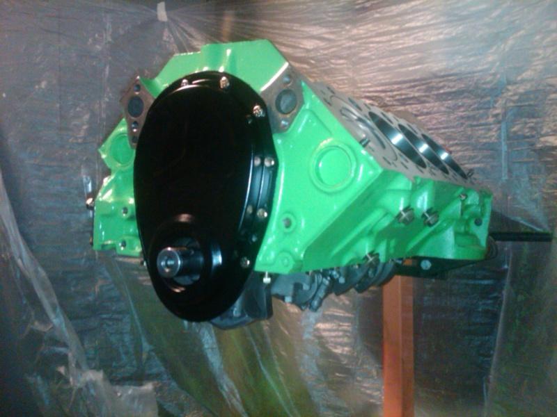 Camino 388 cubic inch Stroker (6.3 Liter) Img00529