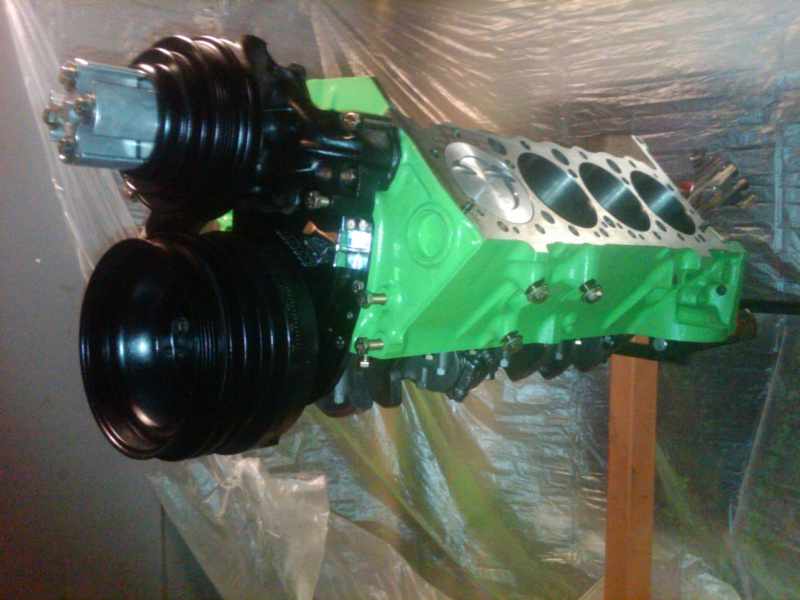 Camino 388 cubic inch Stroker (6.3 Liter) Img00530