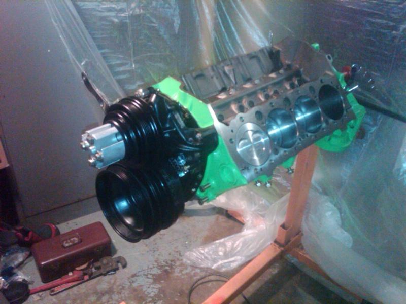 Camino 388 cubic inch Stroker (6.3 Liter) Img00531
