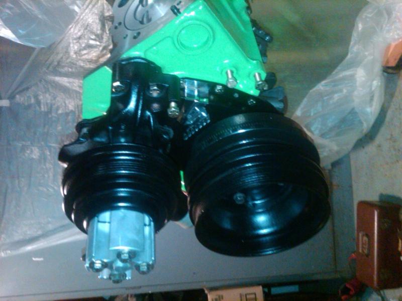 Camino 388 cubic inch Stroker (6.3 Liter) Img00534