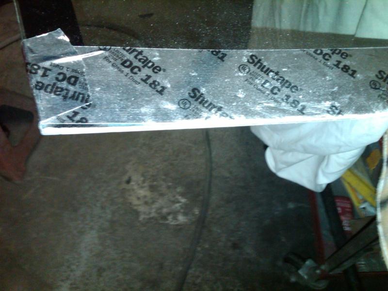 My chopped windshield Img00827