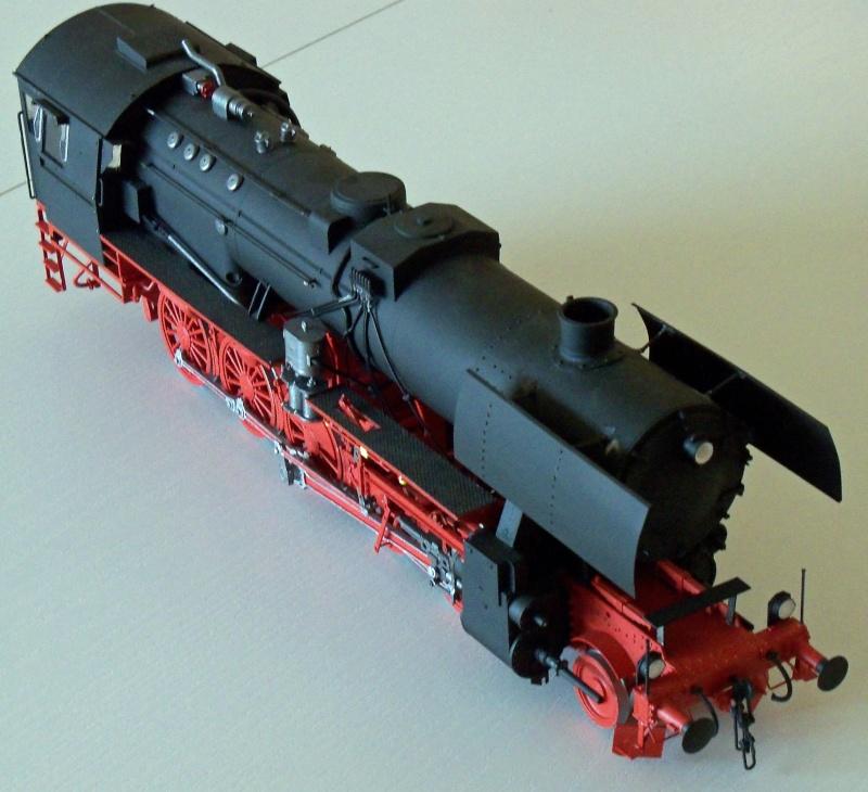 Kriegslokomotive BR 52/Trumpeter B52110