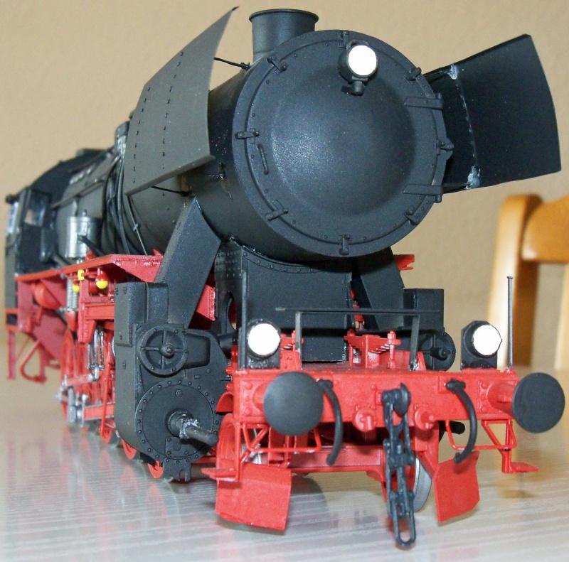 Kriegslokomotive BR 52/Trumpeter B52510
