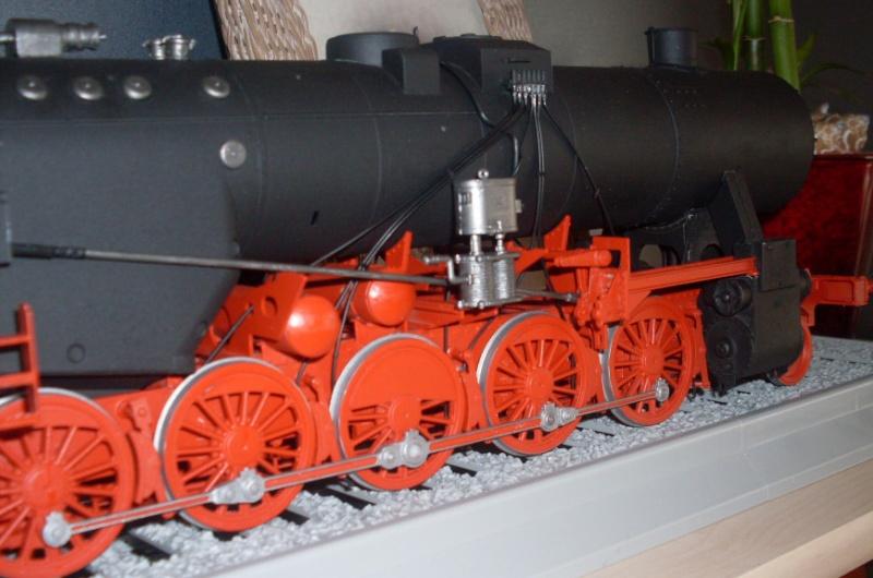 Kriegslokomotive BR 52/Trumpeter Lok510