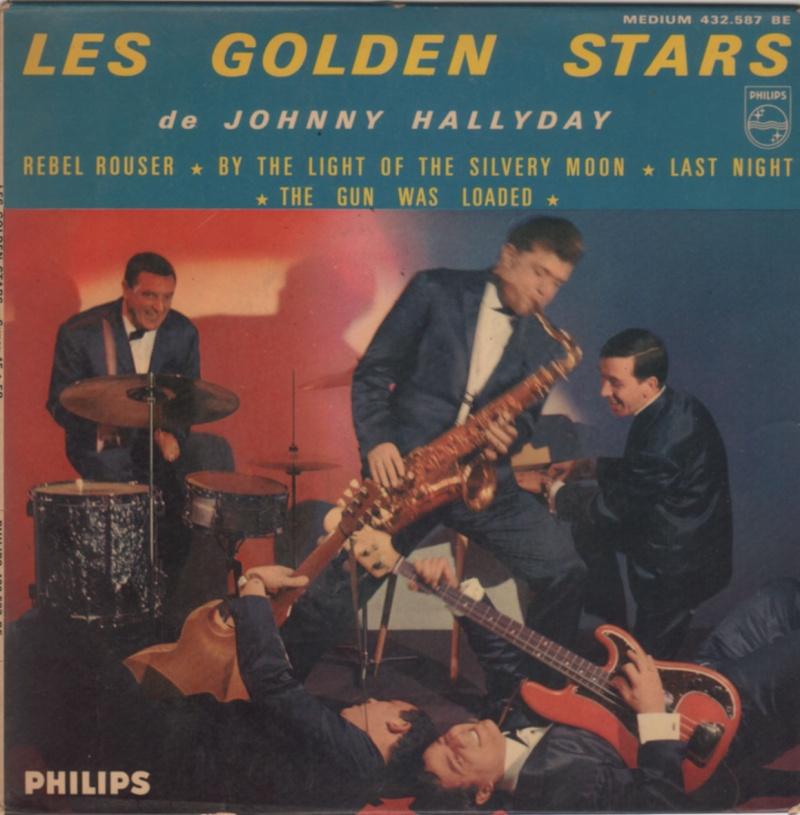 le temps des guitares Golden10