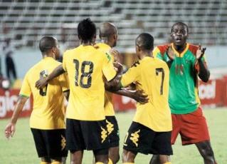 Reggae Boyz target Grenada Cupfin10