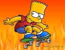 Los Simpson- El astuto Bart Simpon12