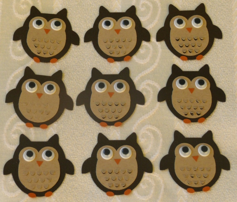 """March Themed Embellishment Swap - """"Seasons"""" - Page 2 Owls10"""