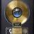 Album ou piste d'or