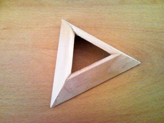 Socles en bois pour exposer vos Rubik's Cubes Snc00012