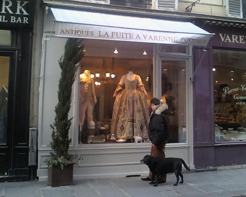 Lieux associés à Marie-Antoinette  11020911