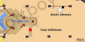 Les secrets du souterrain inondé et du proscénium - Page 2 Plan10