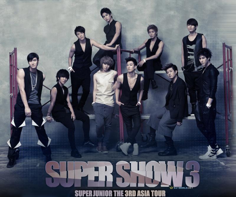 Super Junior - Super Show 3 Sjworl10