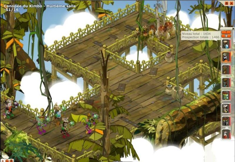Canopé de la Kimbo (22.12.2010) Equipe17