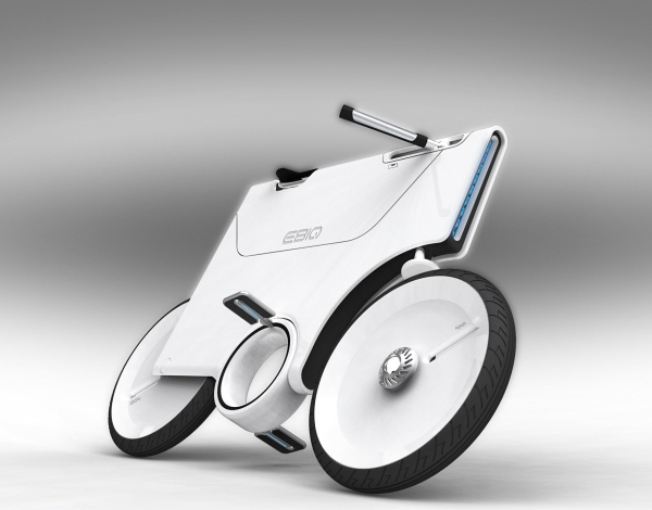 "EBIQ (as in ""e-bike"") 0610"