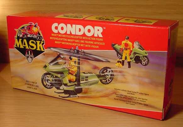 M.A.S.K. = Mobile Armored Strike Kommand (Illusion Vehicles) Condor11