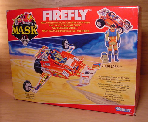 M.A.S.K. = Mobile Armored Strike Kommand (Illusion Vehicles) Firefl10