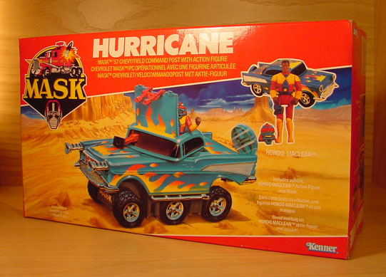 M.A.S.K. = Mobile Armored Strike Kommand (Illusion Vehicles) Hurric10