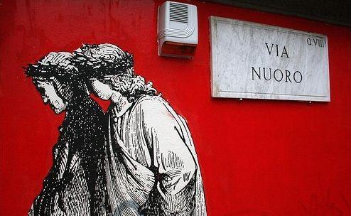 Italian Grafitti Sten-l10