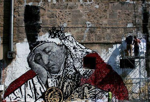 Italian Grafitti Sten-l12