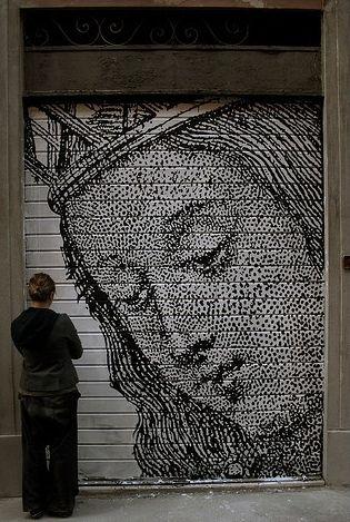 Italian Grafitti Sten-l18