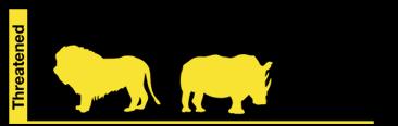 EXTINCT, ENDANGERED, THREATENED (awareness on species) Threat10