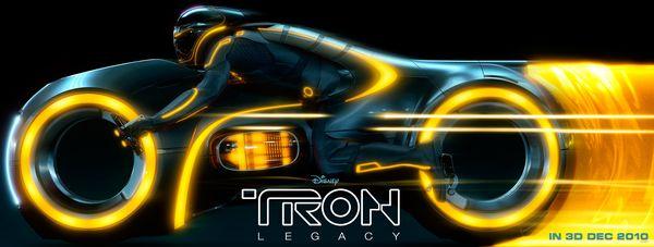 TRON LEGACY (2010) Trailer (HD) Tron210