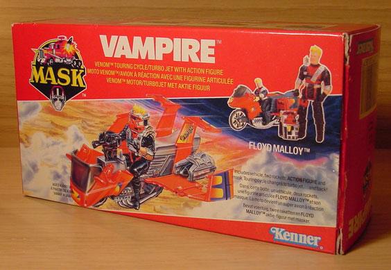 M.A.S.K. = Mobile Armored Strike Kommand (Illusion Vehicles) Vampir10
