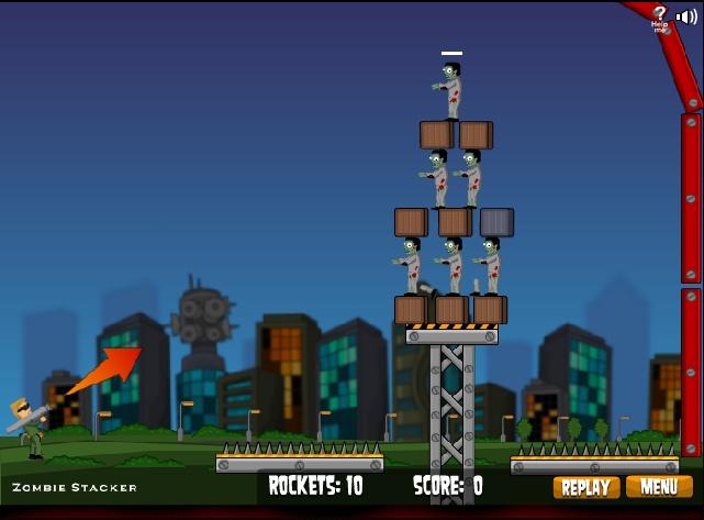 Fun Flash Games Zomboo10